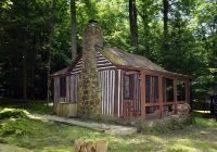 spring cabin special rates at west virginia state parks in april and Beech Fork State Park Cabins