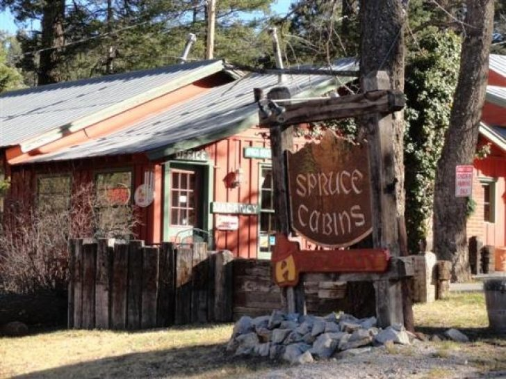 Permalink to Latest Cloudcroft New Mexico Cabins Ideas