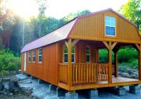 star tec deluxe lofted barn cabin finished log cabin plans Deluxe Lofted Barn Cabin Finished