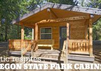 state park cabins in oregon from rustic to deluxe northwest Silver Falls State Park Cabins