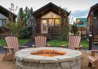 stay at the explorer cabins in west yellowstone my yellowstone park Explorer Cabins At Yellowstone