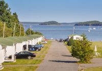 stay in a bar harbor maine area cottage Cabins In Bar Harbor Maine