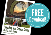 stay the night florida state parks Fl State Parks With Cabins