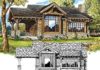 stone mountain cabin plans Small Mountain Cabin Plans