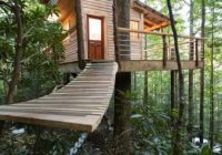 sylvan float treehouse Cabins Near Red River Gorge