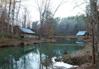 tannehill tinycampers blog Tannehill State Park Cabins