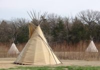 teepee camp site picture of roman nose state park watonga Roman Nose State Park Cabins