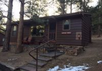 the cabin we stayed in had our own private hot tub picture of Estes Park Cabins With Private Hot Tubs