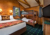 the cabins at disneys fort wilderness resort Fort Wilderness Lodge Cabins