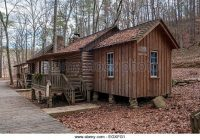 the dunkin house in tannehill ironworks historical state park Tannehill State Park Cabins