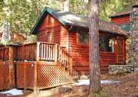 the redwoods in yosemite in wawona ca groupon getaways Redwood National Park Cabins