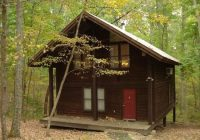 these log cabins in indiana are what dreams are made of americana Cabins In Brown County State Park