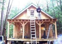 tiny cabin plans with loft hungrybuzz Small Cabins Plans With Lofts