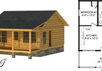 tiny houses living large southland log homes Tiny House Log Cabin Floor Plans