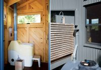 tiny off grid cabin in maine is completely self sustaining Small Off Grid Cabin Interior