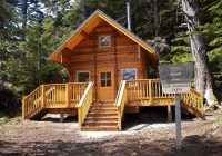 tongass national forest campgrounds Tongass National Forest Cabins