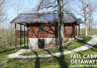 top iowa cabin fall getaways in 2019 iowa state parks pinterest Backbone State Park Cabins
