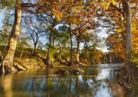 top ten state parks in texas travel guide Texas State Parks With Cabins