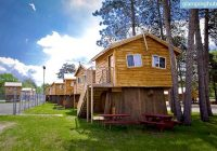 treehouse hotel in wisconsin dells luxury camping in wisconsin Wisconsin Dells Camping Cabins