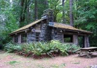 twanoh state park washington state traditional design Talladega National Forest Cabins