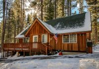 vacation cabin in south lake tahoe california Cabins In South Lake Tahoe