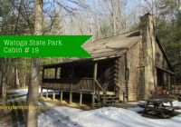 watoga state park cabin 19 in west virginia west virginia West Virginia State Park Cabins