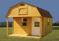 wharton portable buildings lofted barns cabins Lofted Barn Cabin Rent To Own
