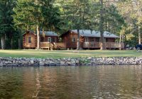 world class fishing on chippewa flowage hayward wisconsin resorts Fishing Cabins In Wisconsin
