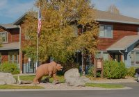yellowstone grizzly rv park and cabins Yellowstone Cabins And Rv Park West Yellowstone Mt