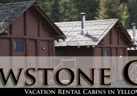 yellowstone national park cabins Cabins In Yellowstone National Park