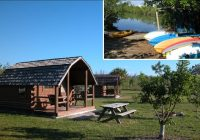 your outdoor guide Oleta River State Park Cabins
