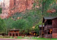 zion national park lodging guide national park Cabins In Zion National Park